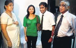 Image result for Mahela Jayawardene with his parents