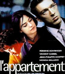 Debut Direction Of Gilles Mimouni The Film Stars Vincent Cassel Monica Bellucci And Romane Bohringer In Lead Roles Max Is A Former