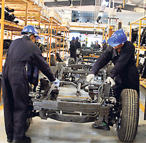 Micro Cars To Manufacture Container Trucks And Tractors For The