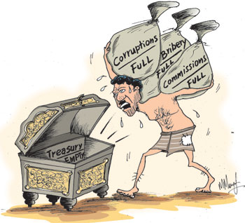 corruption good or bad Author: sandy gordon, anu corruption in india is, of course, nothing new   there is both good and bad news here: initial audits exposed a.