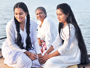 Sudath shows prowess with 'Swayanjatha'