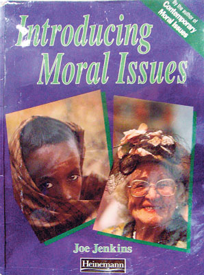 the moral issues of sex education Moral issues busting the many parents strongly opposed the revised sex education curriculum to be implemented in fountain of love and life invited fr.