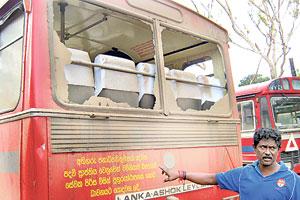 31st night of horror for group of Vavuniya bus depot employees