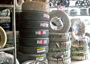 Vanishing Tyres Leave Dealers Distributors In A Spin