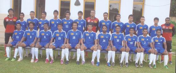 Football Federation of Sri Lanka The Sri Lanka Football Team