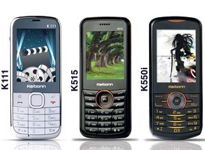 PC House launches 3 Karbonn dual SIM mobile phones in SL