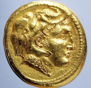 Alexander der Große – Porträt zu Lebzeiten?