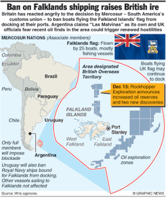 Argentina Claims Britain Wants To Seize Natural Resources Anyway - Argentina map natural resources