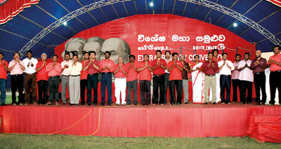 Fears of JVP radicals having links with pro-Tiger groups