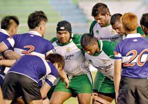 A passion for rugby in an unexpected place
