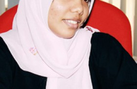 Sharmila Ameer Hamza –  Climbing the corporate ladder in finance