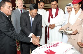 Emirates opens dedicated lounge at BIA