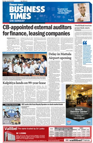 Cover – Business Times – 2012-06-24