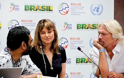Rio+20 shows UN 'impotence' in global eco-crisis