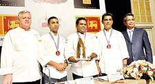 Sri Lankan chefs win bronze at world cooking contest