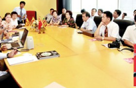 Chinese investors hosted by BOI