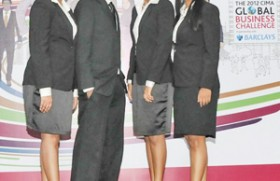 Team Blaze from University of Kelaniya wins the CIMA Sri Lanka Global Business Challenge
