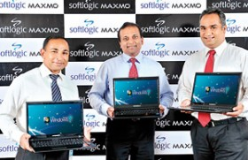 """Softlogic launches its own range of laptop computers – """"Softlogic Maxmo"""""""