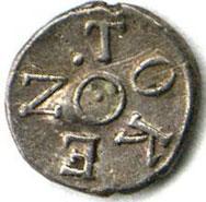 Fanam coin
