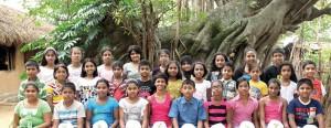 FT Club members celebrate  World Environment Day at Nuga Gama