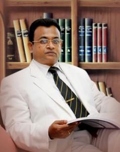 D.M.D. Dissanayake . Principal of D.S.Senanayeka College