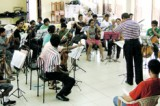 Budding classical musicians  take the stage once again
