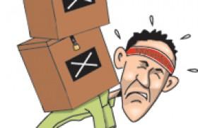 A debilitating case of election fever