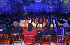 A decade of excellence proven at ANC Awards Night 2012