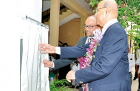 Old boy donates new building to Zahira College
