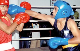 Intermediate Boxing Meet from July 9