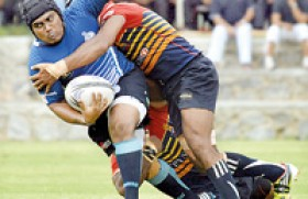 Navy outclass Up Country Lions