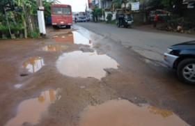 Managing pavements and RDA priorities