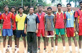 Vijitha Central Southern Province Schools under 19 volleyball champs