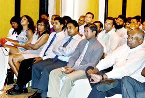 Audience. Pix by Hasitha Kulasekera