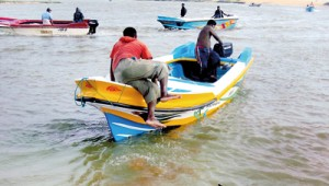 Around 3,000 fishing boats operate in the area
