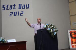 Keynote Speech by Mr. Frank Munro, Chief Actuary, AVIVA