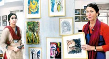 Art therapy for traumatised youth in Kashmir valley