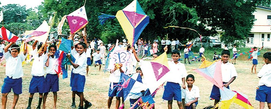 Kites still tug at my heart strings