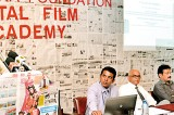 The beginning of Digital cinema