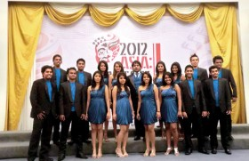 'Choro Calibre' excels at  'Asia Cantate 2012'