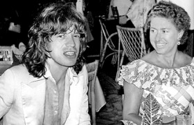 Did Mick Jagger have an affair with Princess Margaret?