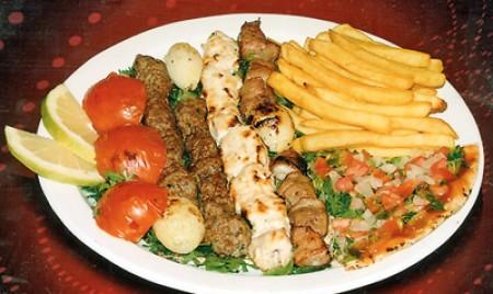 Lebanese Food promotion