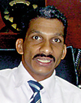 The RDA and Railway Dept. were informed but still no action:K.P. Niroshana