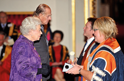 Royal Seal of approval for new world leading Sri Lanka education partner