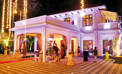 Maharaja Palace For Authentic Moghul Cuisine The