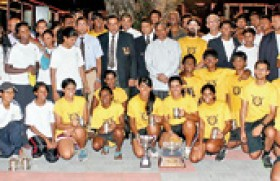 Colombo Rowing Club emerge victorious