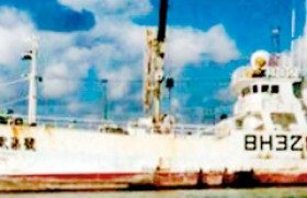 Chinese seamen still adrift with no wages
