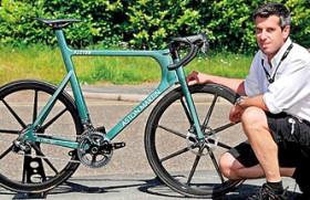 0 to 007mph: Aston Martin create �25,000 super bicycle