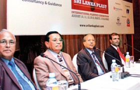 Sri Lanka's first International Plastics Exhibition next month