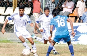 Navy anchor finals' berth with win over Ratnam